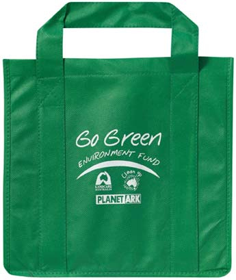 Go Green Recycle Bag