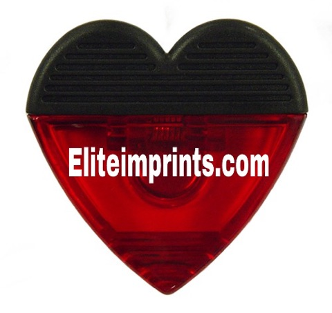 Heart Magnetic Clips
